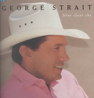 BLUE CLEAR SKY BY STRAIT,GEORGE (CD)
