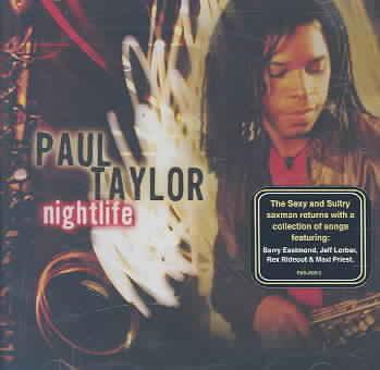 NIGHTLIFE BY TAYLOR,PAUL (CD)