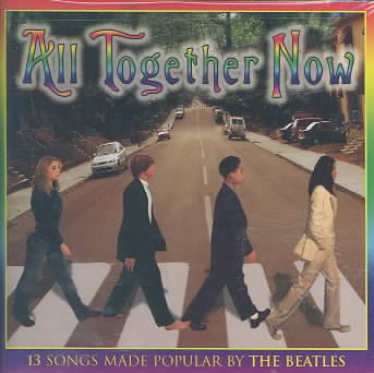 ALL TOGETHER NOW TEENS SING THE (CD)
