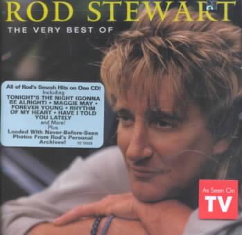 VOICE:VERY BEST OF ROD STEWART BY STEWART,ROD (CD)